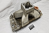 Brodix Aluminum Intake Manifold BEFORE Chrome-Like Metal Polishing - Stainless Steel Polishing - Aluminum Polishing