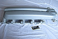 2003 - 2006 Dodge Viper V10 Aluminum Intake Manifold BEFORE Chrome-Like Metal Polishing and Buffing Services