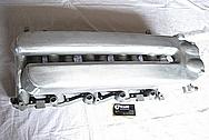 2003 - 2006 Dodge Viper Aluminum V10 Intake Manifold BEFORE Chrome-Like Metal Polishing and Buffing Services