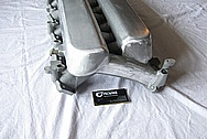 2003 - 2006 Dodge Viper V10 Aluminum Intake Manifold BEFORE Chrome-Like Metal Polishing and Buffing Services