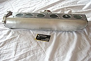1993 - 1998 Toyota Supra 2JZ - GTE Aluminum Intake Manifold BEFORE Chrome-Like Metal Polishing and Buffing Services
