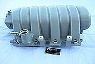 Dodge Hemi 6.1L Aluminum Intake Manifold BEFORE Chrome-Like Metal Polishing and Buffing Services