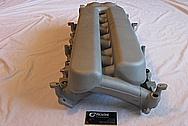 2003 8.3L V10 Dodge Viper Aluminum Intake Manifold BEFORE Chrome-Like Metal Polishing, Buffing and Custom Clearcoating Services