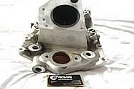 Performance Parts GM RAM JET PFI Aluminum Intake Manifold BEFORE Chrome-Like Metal Polishing and Buffing Services