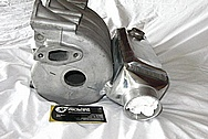 Volkswagen Aluminum Intake Manifold BEFORE Chrome-Like Metal Polishing and Buffing Services / Restoration Services