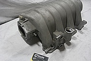 Hemi 6.1L Rough Cast Aluminum V8 Intake Manifold BEFORE Chrome-Like Metal Polishing and Buffing Services / Restoration Services
