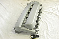 2003 - 2006 Dodge Viper V10 8.3L Aluminum Intake Manifold BEFORE Chrome-Like Metal Polishing and Buffing Services