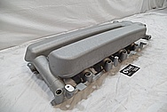 2005 Dodge Viper Aluminum Intake Manifold BEFORE Chrome-Like Metal Polishing and Buffing Services / Restoration Services