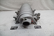 Dodge Hemi 6.4L V8 Engine Intake Manifold for 1973 Duster BEFORE Chrome-Like Metal Polishing - Aluminum Polishing Services