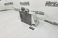 Mazda RX7 Aluminum Intercooler AFTER Chrome-Like Metal Polishing and Buffing Services / Restoration Services