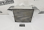 Mazda RX7 Aluminum Intercooler AFTER Chrome-Like Metal Polishing and Buffing Services / Restoration Services - Intercooler Polishing