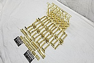 Brass Shavers AFTER Chrome-Like Metal Polishing and Buffing Services - Brass Polishing - Shaver Polishing