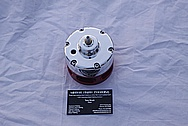 ATI Procharger Aluminum Blow Off Valve AFTER Chrome-Like Metal Polishing and Buffing Services