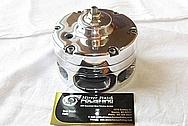 Aluminum Custom Pinhole Camera AFTER Chrome-Like Metal Polishing and Buffing Services
