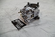 Custom Chopper Aluminum S&S Super Carburetor AFTER Chrome-Like Metal Polishing and Buffing Services / Restoration Services