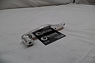 Harley Davidson Aluminum Bracket Piece AFTER Chrome-Like Metal Polishing / Restoration