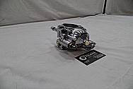 Harley Davidson Aluminum Carburetor AFTER Chrome-Like Metal Polishing / Restoration