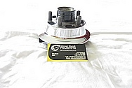 2005 1700cc Yamaha Roadstar Aluminum Hub Piece AFTER Chrome-Like Metal Polishing and Buffing Services