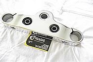 2005 1700cc Yamaha Roadstar Aluminum Triple Tree AFTER Chrome-Like Metal Polishing and Buffing Services