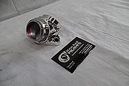 1978 Harley Davidson Lowrider Aluminum Engine Piece AFTER Chrome-Like Metal Polishing - Aluminum Polishing