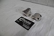 1978 Harley Davidson Lowrider Aluminum Engine Pieces AFTER Chrome-Like Metal Polishing - Aluminum Polishing