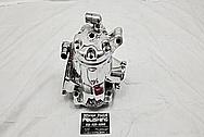 Aluminum Motorcyle Cylinder and Cylinder Head AFTER Chrome-Like Metal Polishing - Aluminum Polishing Services