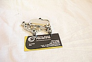Honda CR500R Motorcross Motorcycle Dirt Bike Aluminum Engine Part AFTER Chrome-Like Metal Polishing and Buffing Services