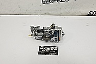 ATV Aluminum Carburetor AFTER Chrome-Like Metal Polishing and Buffing Services / Restoration Services - Aluminum Polishing - ATV Polishing