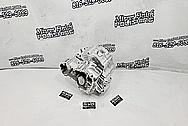 Harley Davidson Engine Parts BEFORE Chrome-Like Metal PREP FOR PAINT SERVICE - Aluminum Polishing - Motorcycle Parts Polishing