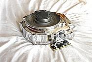 1976 Harley Davidson Shovelhead Aluminum Motorcycle Engine Case AFTER Chrome-Like Metal Polishing and Buffing Services / Restoration Services