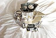 1976 Harley Davidson Shovelhead Aluminum Engine Case AFTER Chrome-Like Metal Polishing and Buffing Services / Restoration Services