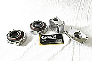 Yamaha Aluminum Engine Pieces AFTER Chrome-Like Metal Polishing and Buffing Services / Restoration Services