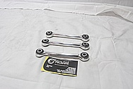 Buell XP Aluminum Motorcycle Support Pieces AFTER Chrome-Like Metal Polishing and Buffing Services / Restoration Services
