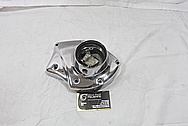 Buell XP Aluminum Motorcycle Engine Cover Piece AFTER Chrome-Like Metal Polishing and Buffing Services / Restoration Services