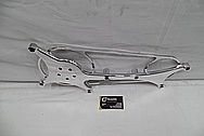 Aluminum, Engine Motorcycle Cover Piece AFTER Chrome-Like Metal Polishing and Buffing Services / Restoration Services