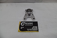 Steel and Aluminum Motorcycle Hardware Pieces AFTER Chrome-Like Metal Polishing and Buffing Services / Restoration Services