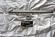 Motorcycle Aluminum Arm Piece and Spacer BEFORE Chrome-Like Metal Polishing and Buffing Services / Resoration Services