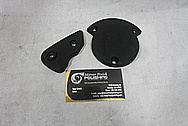 Buell XP Aluminum Motorcycle Cover Pieces BEFORE Chrome-Like Metal Polishing and Buffing Services / Restoration Services