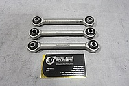 Buell XP Aluminum Motorcycle Support Pieces BEFORE Chrome-Like Metal Polishing and Buffing Services / Restoration Services