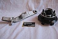 2005 1700cc Yamaha Roadstar Aluminum Hub Piece BEFORE Chrome-Like Metal Polishing and Buffing Services