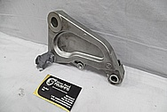 Aluminum Motorcycle Bracket BEFORE Chrome-Like Metal Polishing and Buffing Services / Restoration Services