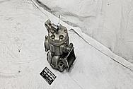 Aluminum Motorcyle Cylinder and Cylinder Head BEFORE Chrome-Like Metal Polishing - Aluminum Polishing Services