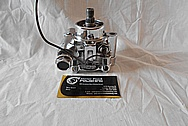 Aluminum Oil Pump AFTER Chrome-Like Metal Polishing and Buffing Services / Restoration Services