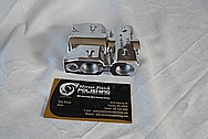 Aluminum Oil Block AFTER Chrome-Like Metal Polishing and Buffing Services / Restoration Services