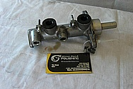 Aluminum Master Cylinder BEFORE Chrome-Like Metal Polishing and Buffing Services / Restoration Services
