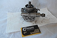 Aluminum Oil Pump BEFORE Chrome-Like Metal Polishing and Buffing Services / Restoration Services