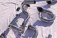 Toyota Supra Coolant Pipe AFTER Chrome-Like Metal Polishing and Buffing Services