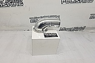 Aluminum Pipe AFTER Chrome-Like Metal Polishing and Buffing Services - Aluminum Polishing