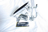 2007 Ford Shelby GT500 Aluminum Supercharger Intake Pipe Part AFTER Chrome-Like Metal Polishing and Buffing Services