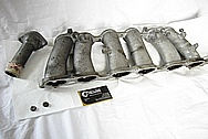1993 - 1998 Toyota Supra Water Pipe Part BEFORE Chrome-Like Metal Polishing and Buffing Services